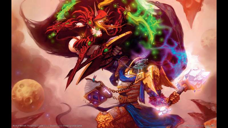 World of Warcraft: The Burning Crusade wallpaper or background 03
