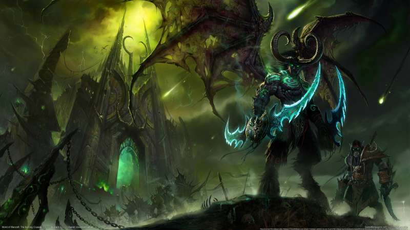 World of Warcraft: The Burning Crusade wallpaper or background 10