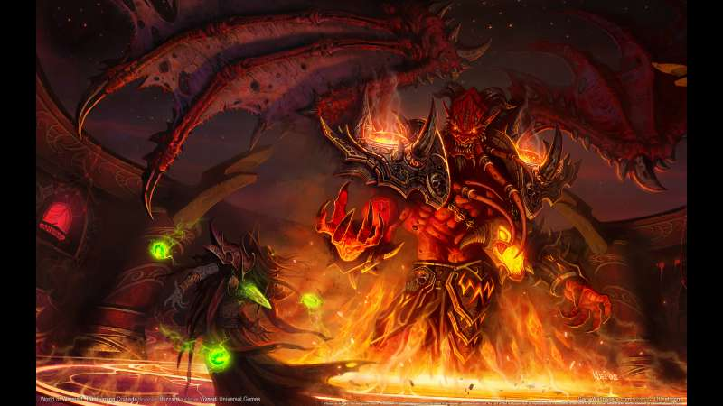World of Warcraft: The Burning Crusade wallpaper or background 11