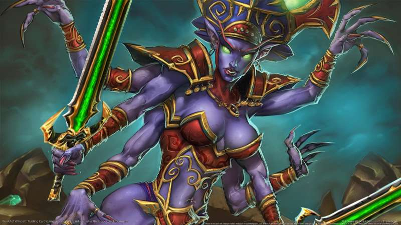 World of Warcraft: Trading Card Game wallpaper or background 18