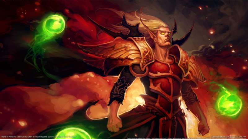 World of Warcraft: Trading Card Game wallpaper or background 26