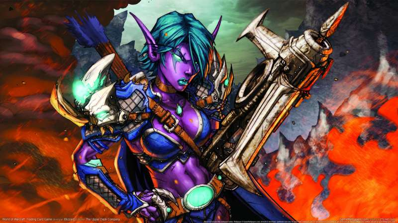 World of Warcraft: Trading Card Game wallpaper or background 29