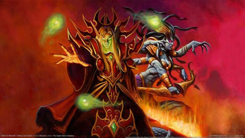 World of Warcraft: Trading Card Game wallpaper or background 30
