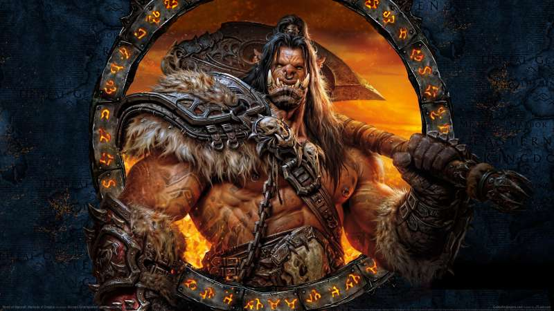 World of Warcraft: Warlords of Draenor wallpaper or background 03