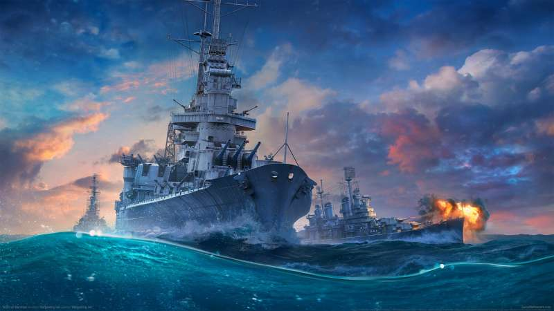 World of Warships wallpaper or background