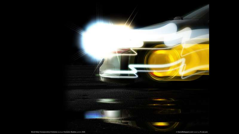 World Rally Championship 2 Extreme wallpaper or background 03