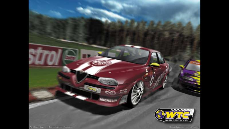 World Touring Cars wallpaper or background 02