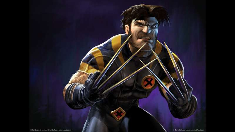X-Men Legends wallpaper or background 03