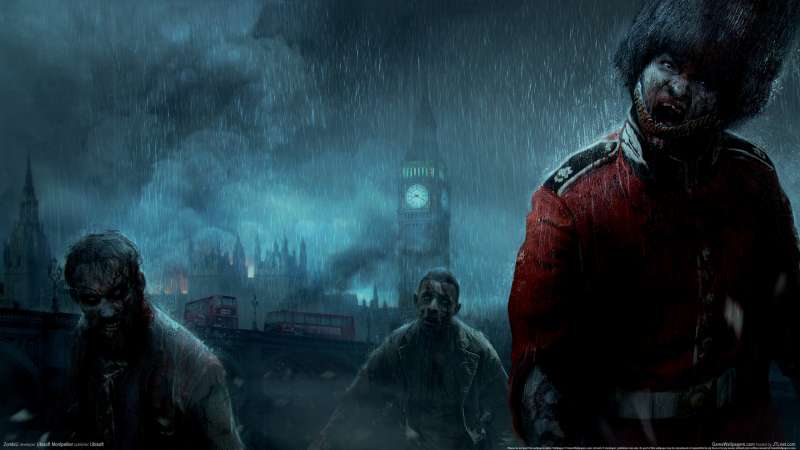 ZombiU wallpaper or background 01