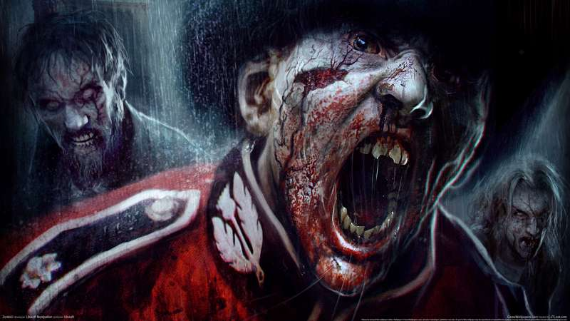 ZombiU wallpaper or background 02