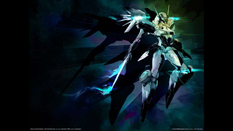 Zone of the Enders: The 2nd Runner wallpaper or background 03