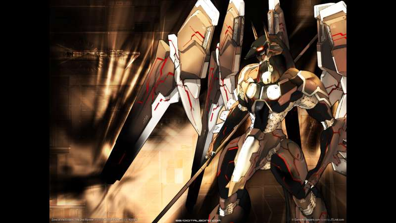 Zone of the Enders: The 2nd Runner wallpaper or background 04