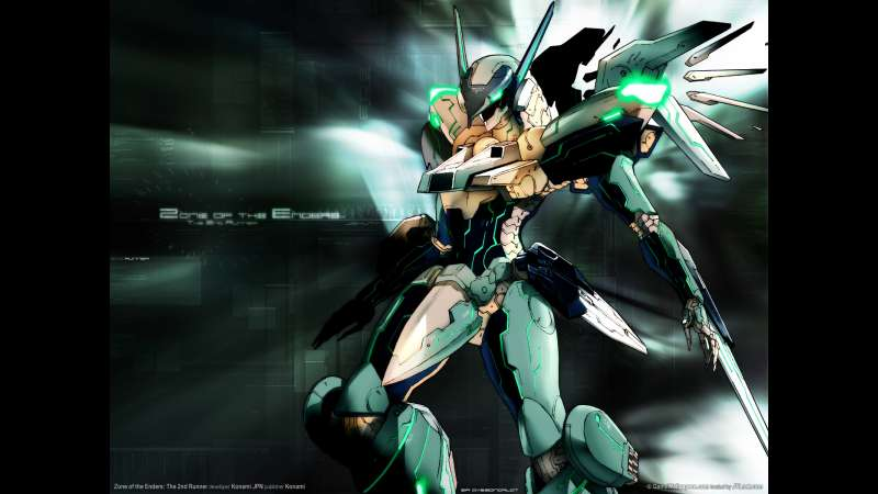 Zone of the Enders: The 2nd Runner wallpaper or background 05