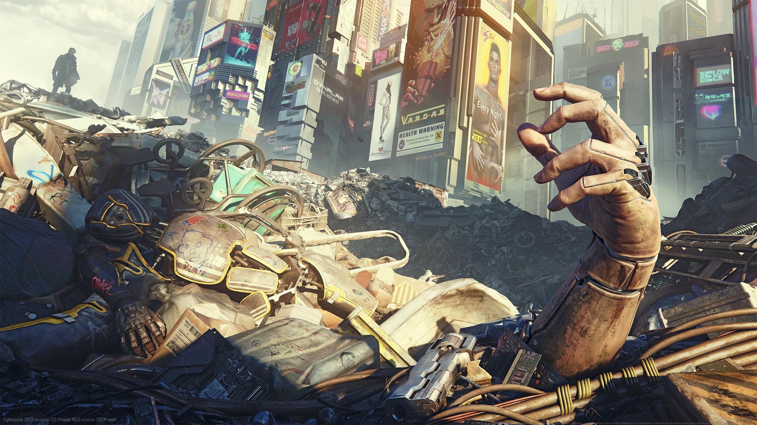 Cyberpunk 2077 2560x1440 fond d'écran 25