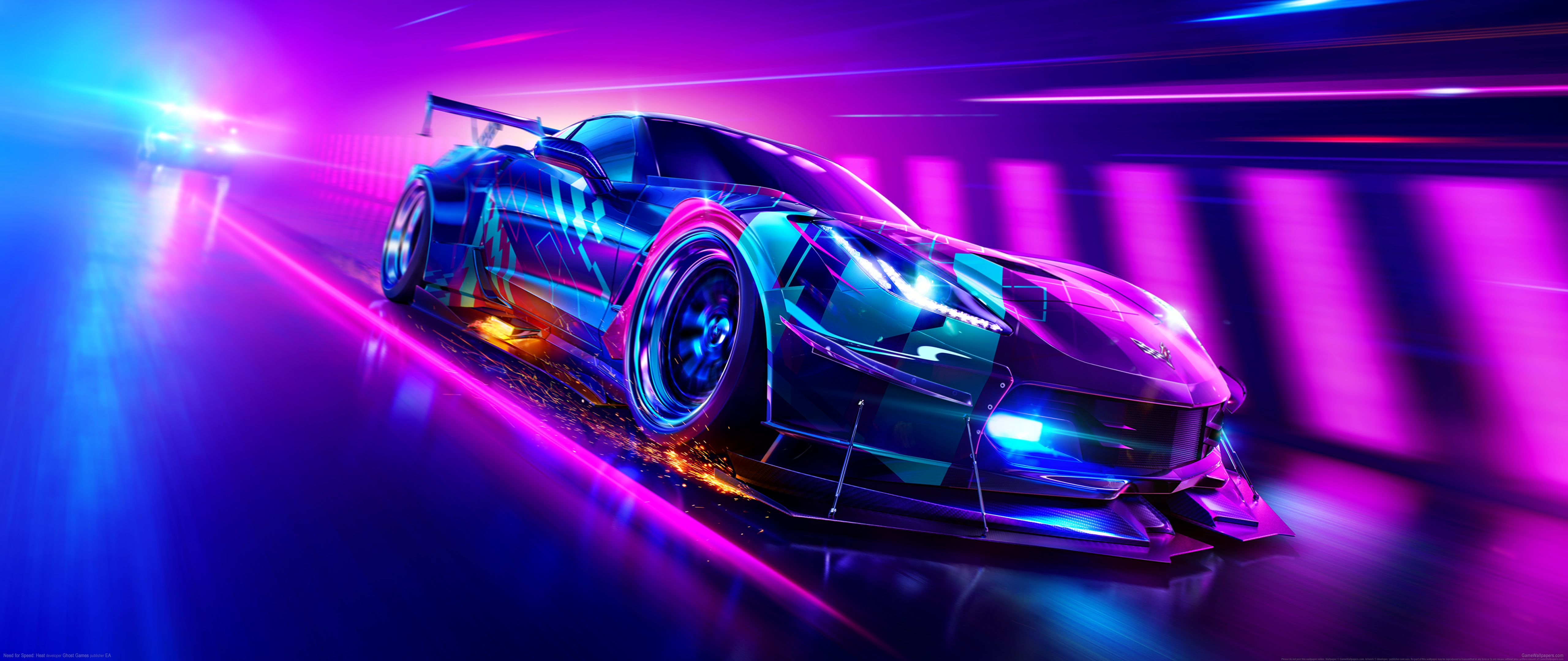Need for Speed: Heat 5120x2160 wallpaper or background 03