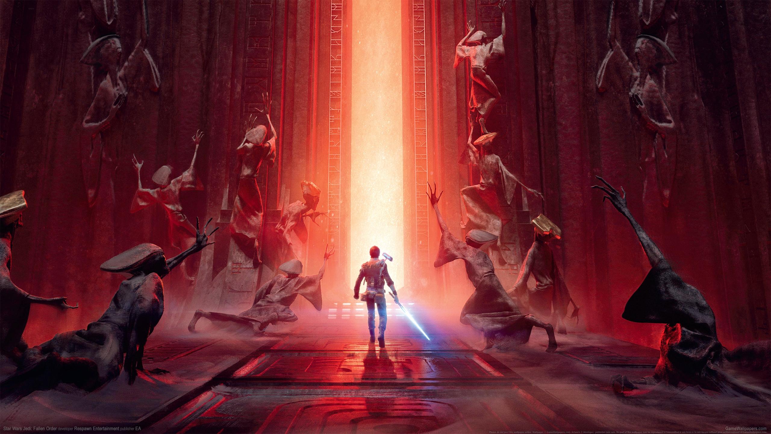 Star Wars Jedi: Fallen Order 2560x1440 achtergrond 05