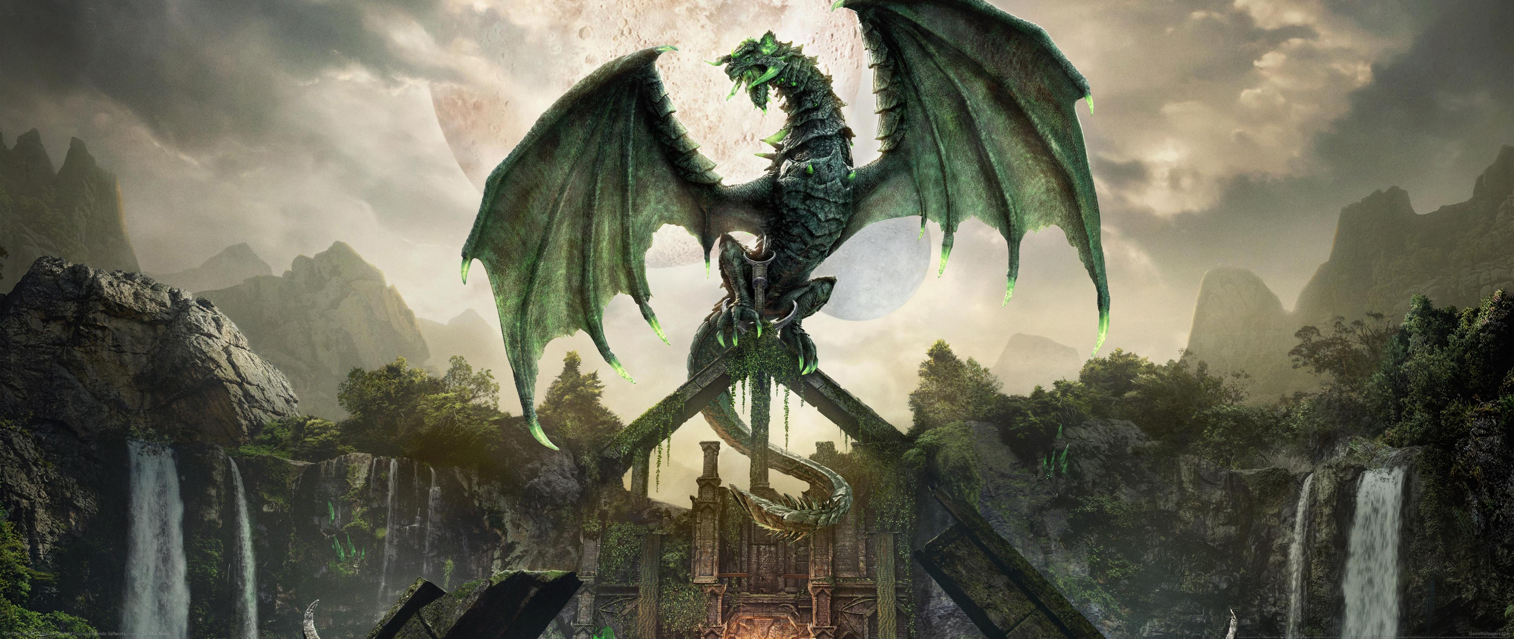 The Elder Scrolls Online: Dragonhold 5120x2160 fondo de escritorio 01