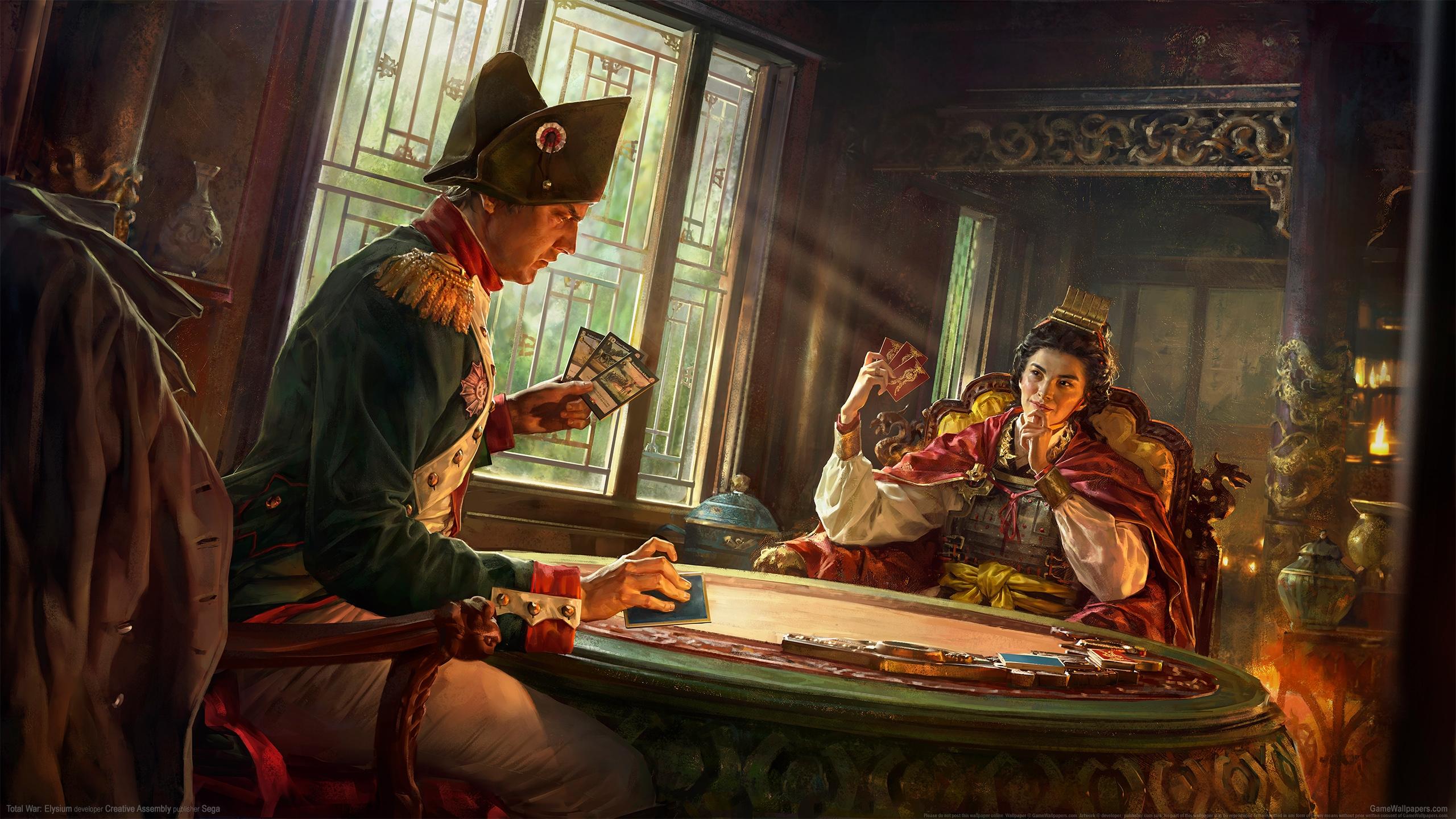 Total War: Elysium 2560x1440 wallpaper or background 01