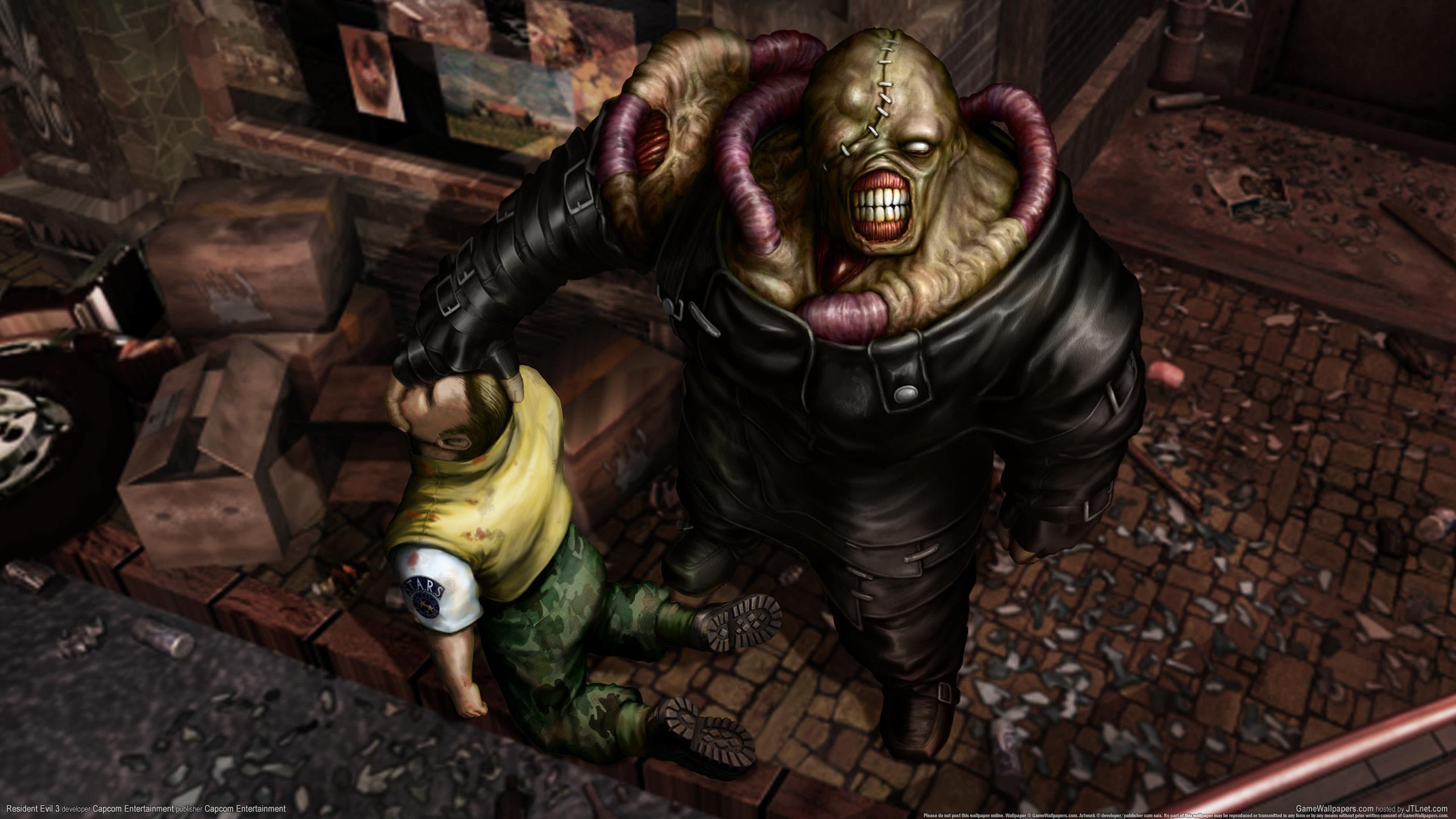 Resident Evil 3 Wallpaper 05 2560x1440