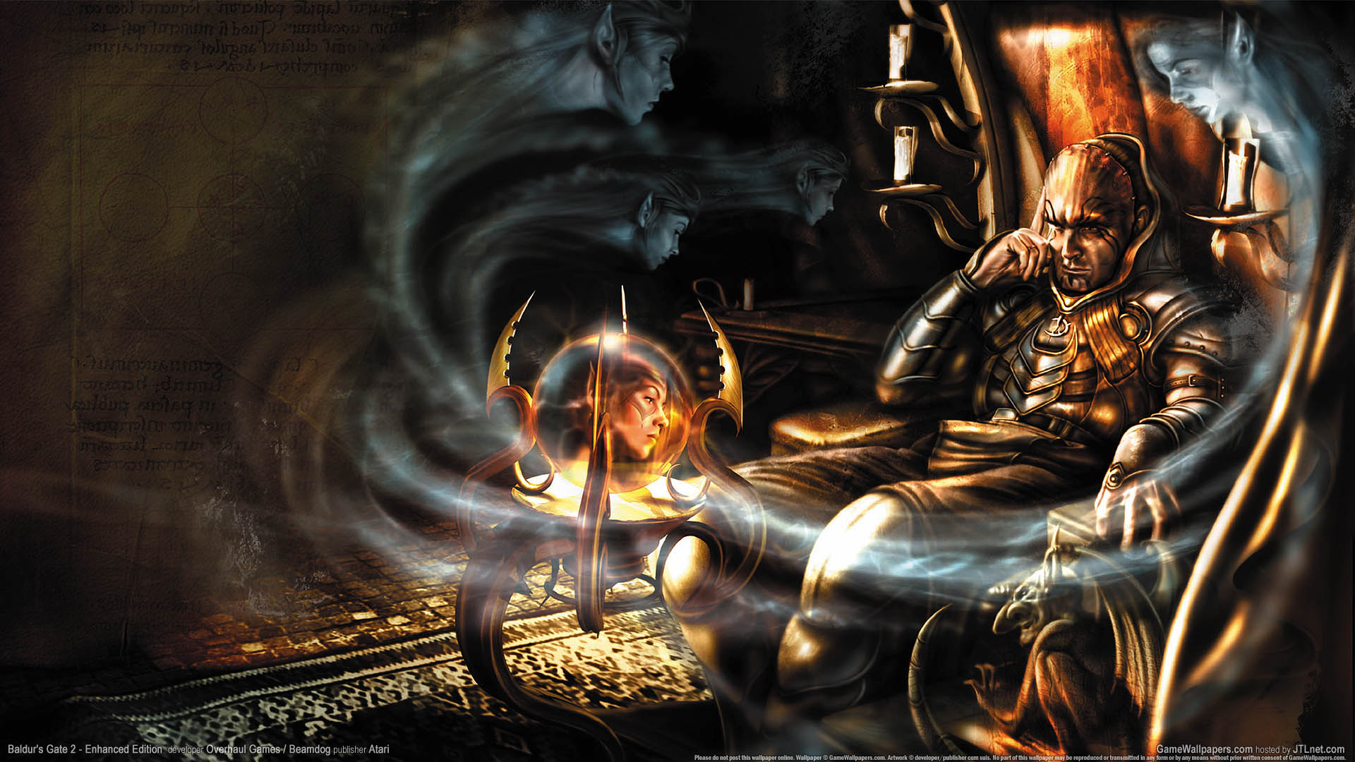 Baldur's Gate 2 - Enhanced Edition wallpaper 02 1920x1080