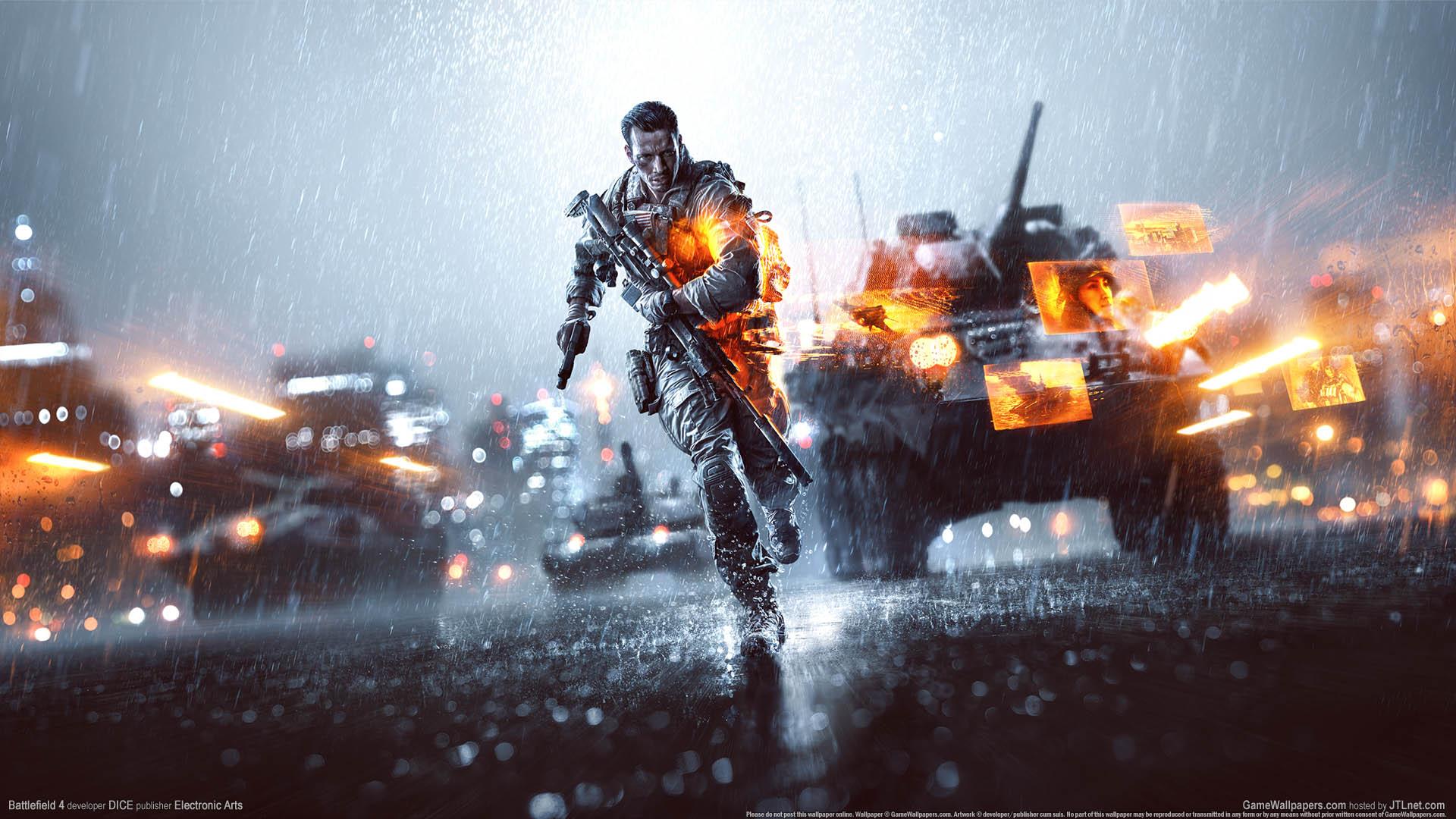 Battlefield 4 fond d'écran 01 1920x1080