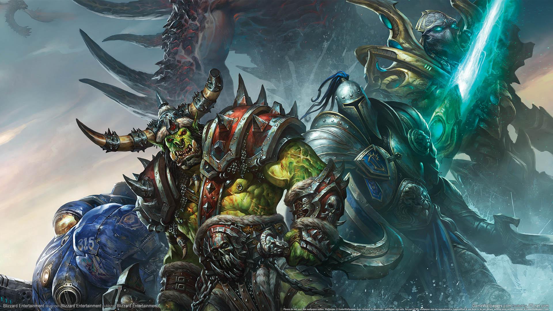 Blizzard Entertainment wallpaper 01 1920x1080
