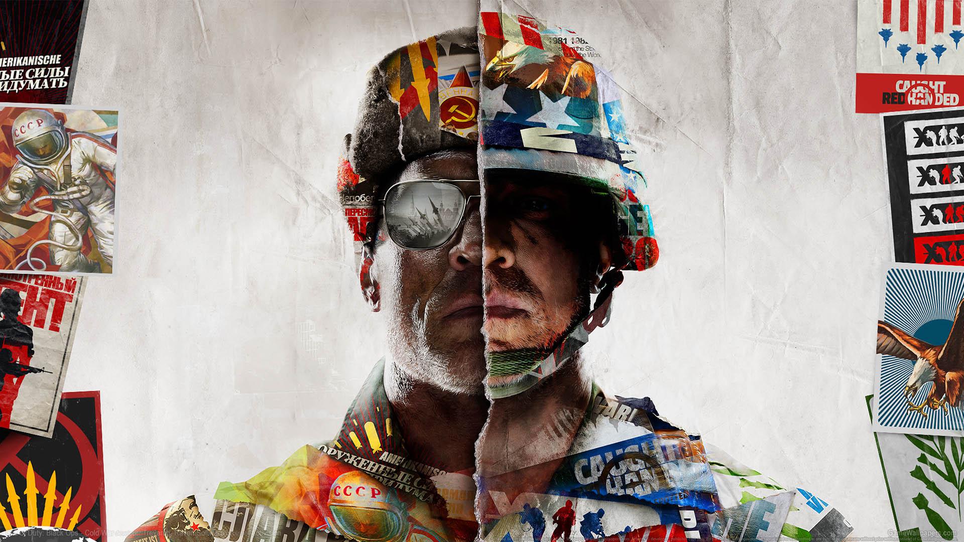 Call of Duty: Black Ops - Cold War wallpaper 01 1920x1080