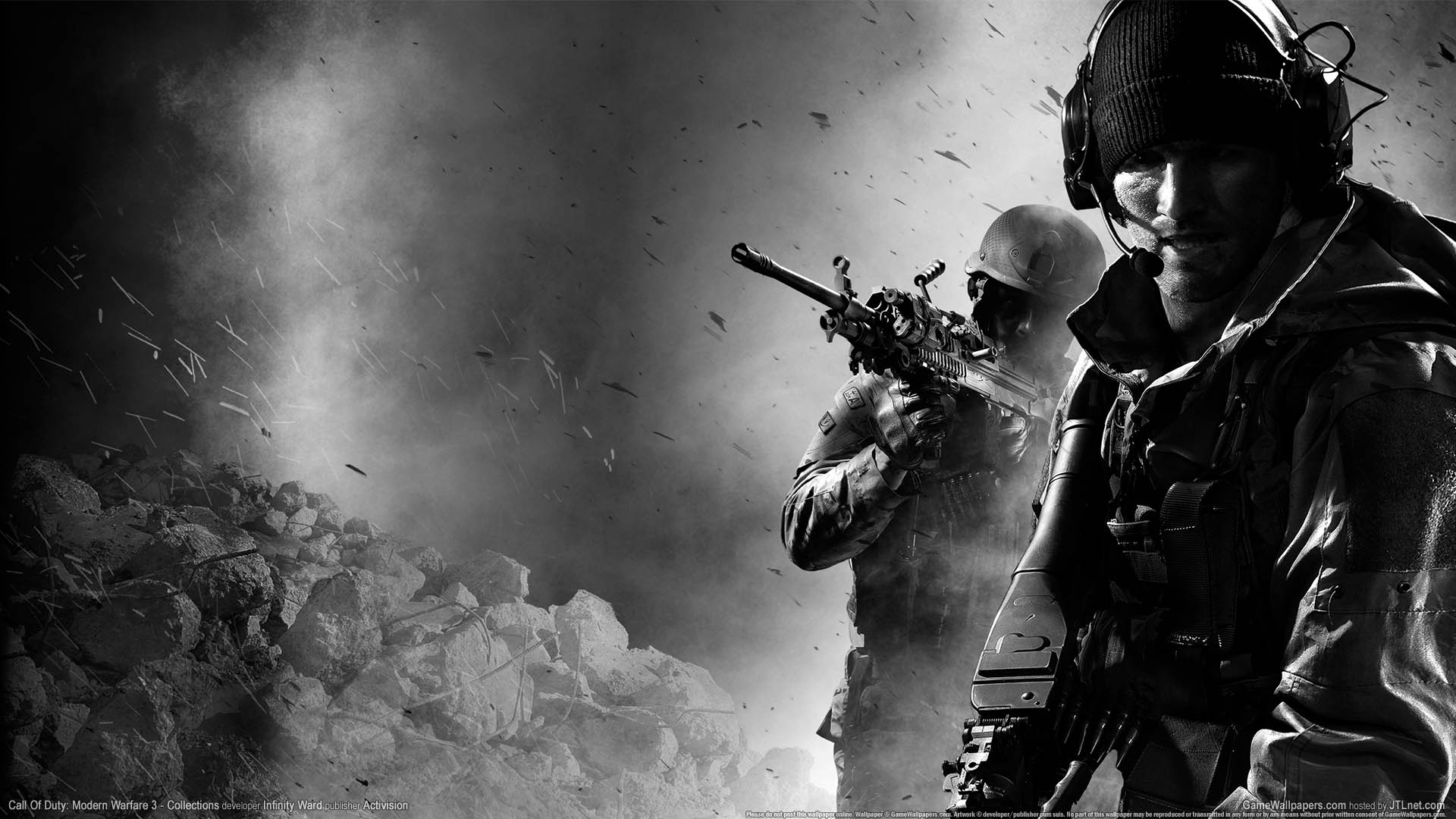 Call Of Duty: Modern Warfare 3 - Collections Hintergrundbild 01 1920x1080