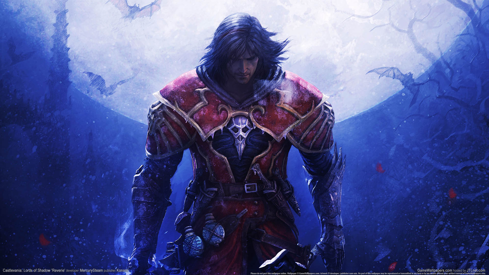 Castlevania: Lords of Shadow Reverie achtergrond 01 1920x1080