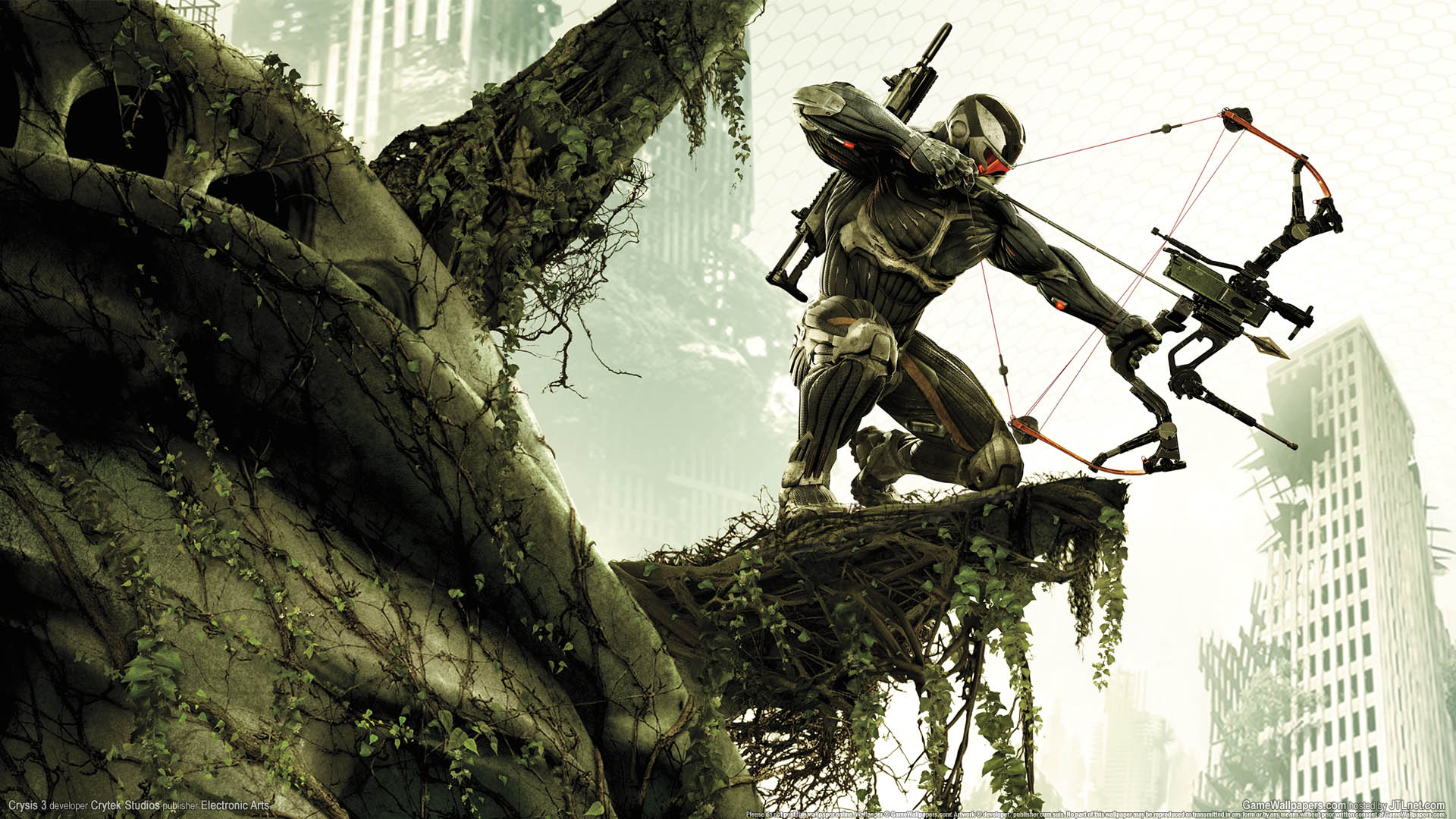 Crysis 3 wallpaper 01 1920x1080