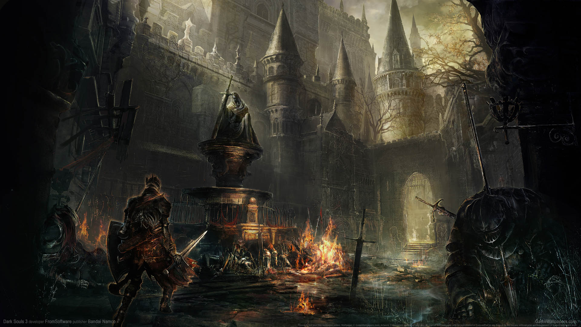 Dark Souls 3 Wallpaper 01 1920x1080