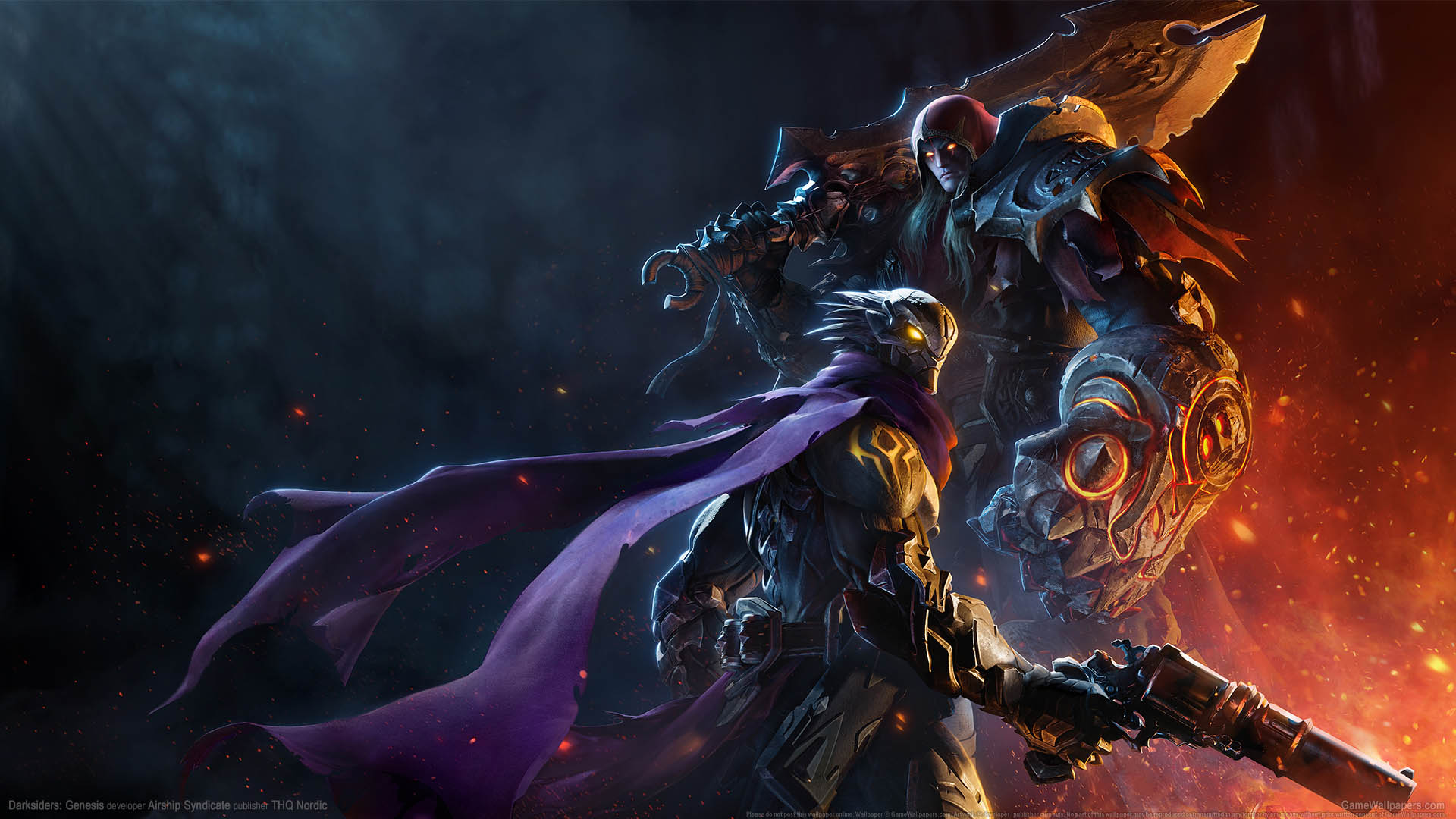 Darksiders: Genesis wallpaper 01 1920x1080