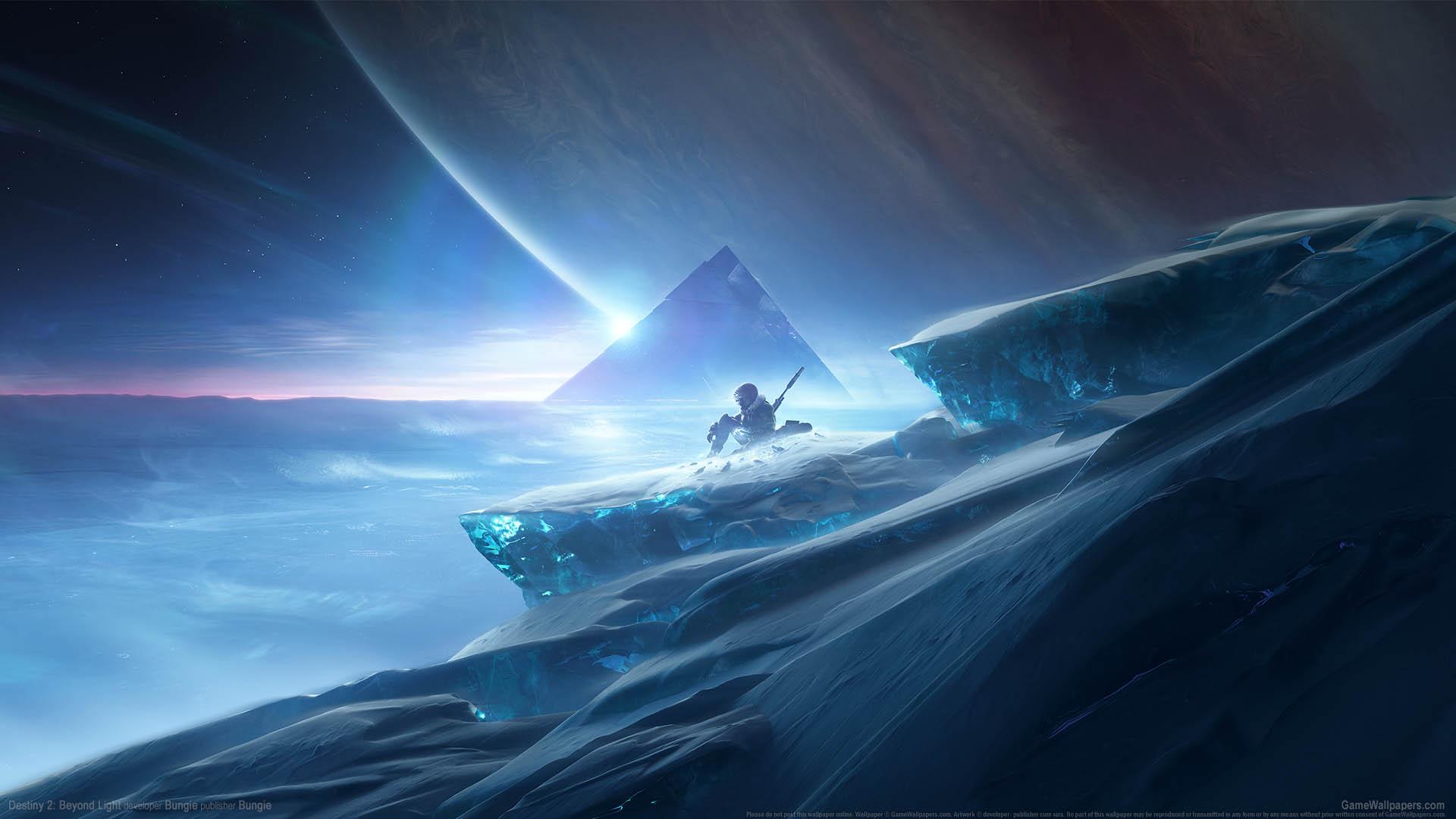 Destiny 2: Beyond Light Hintergrundbild 01 1920x1080