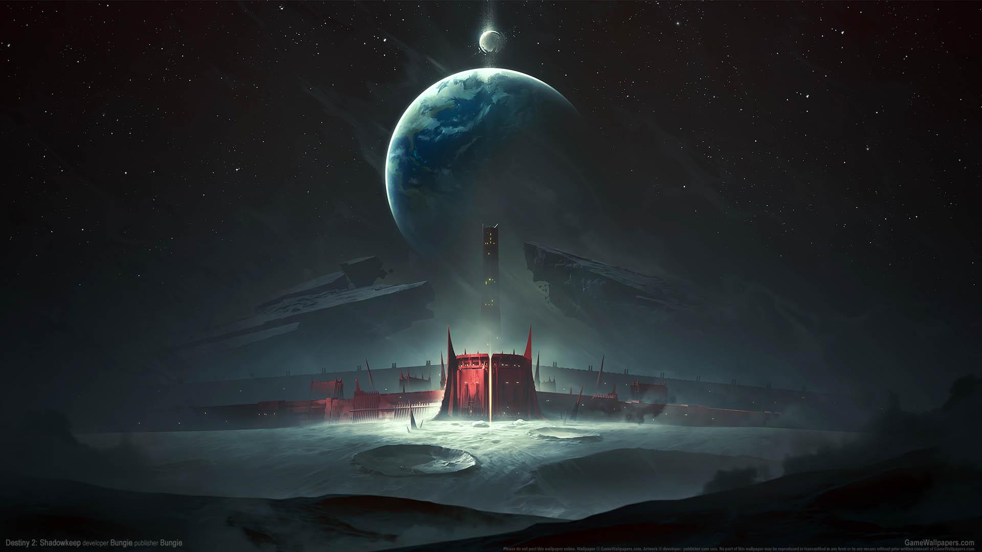 Destiny 2: Shadowkeep achtergrond 01 1920x1080