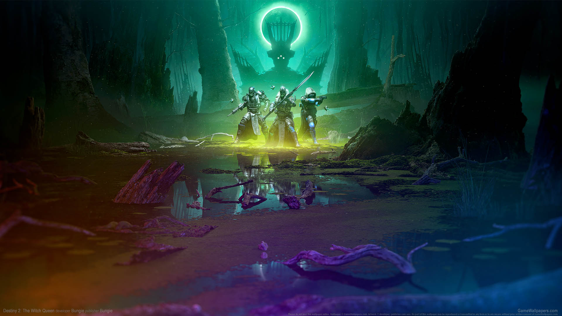 Destiny 2: The Witch Queen achtergrond 01 1920x1080