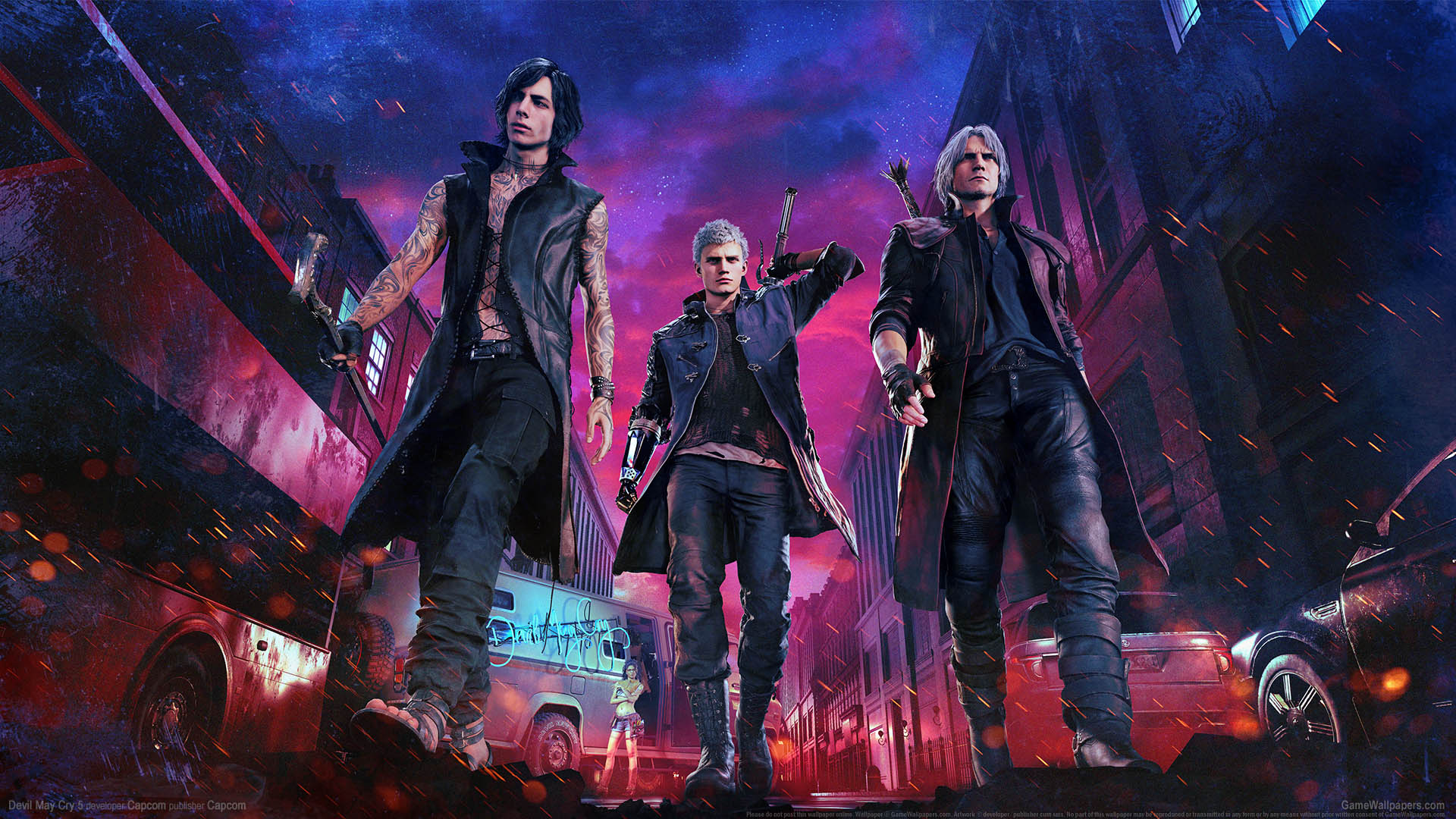Devil May Cry 5 wallpaper 01 1920x1080