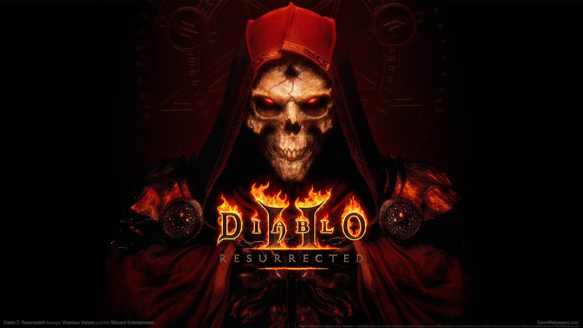 Diablo 2: Resurrected fondo de escritorio 01 1920x1080