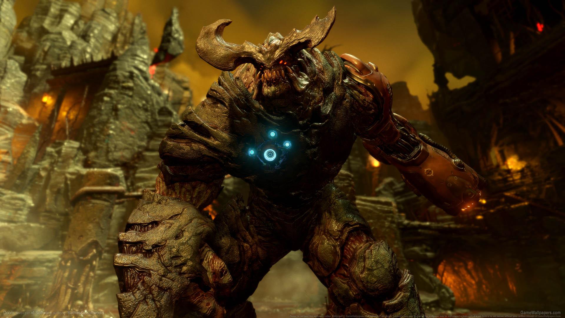 Doom Hintergrundbild 01 1920x1080