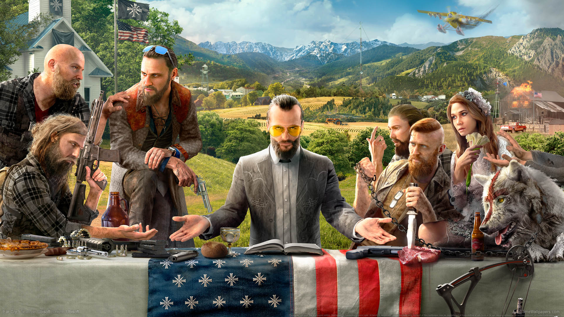 Far Cry 5 wallpaper 01 1920x1080
