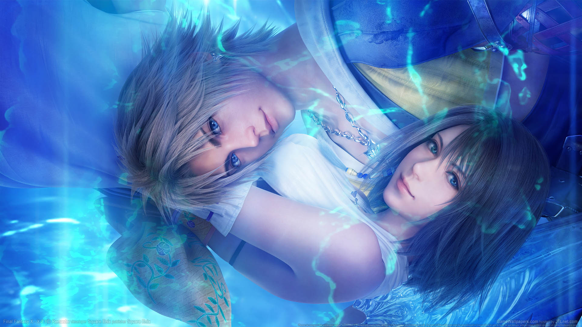 Final Fantasy X X 2 Hd Wallpaper 01 1920x1080