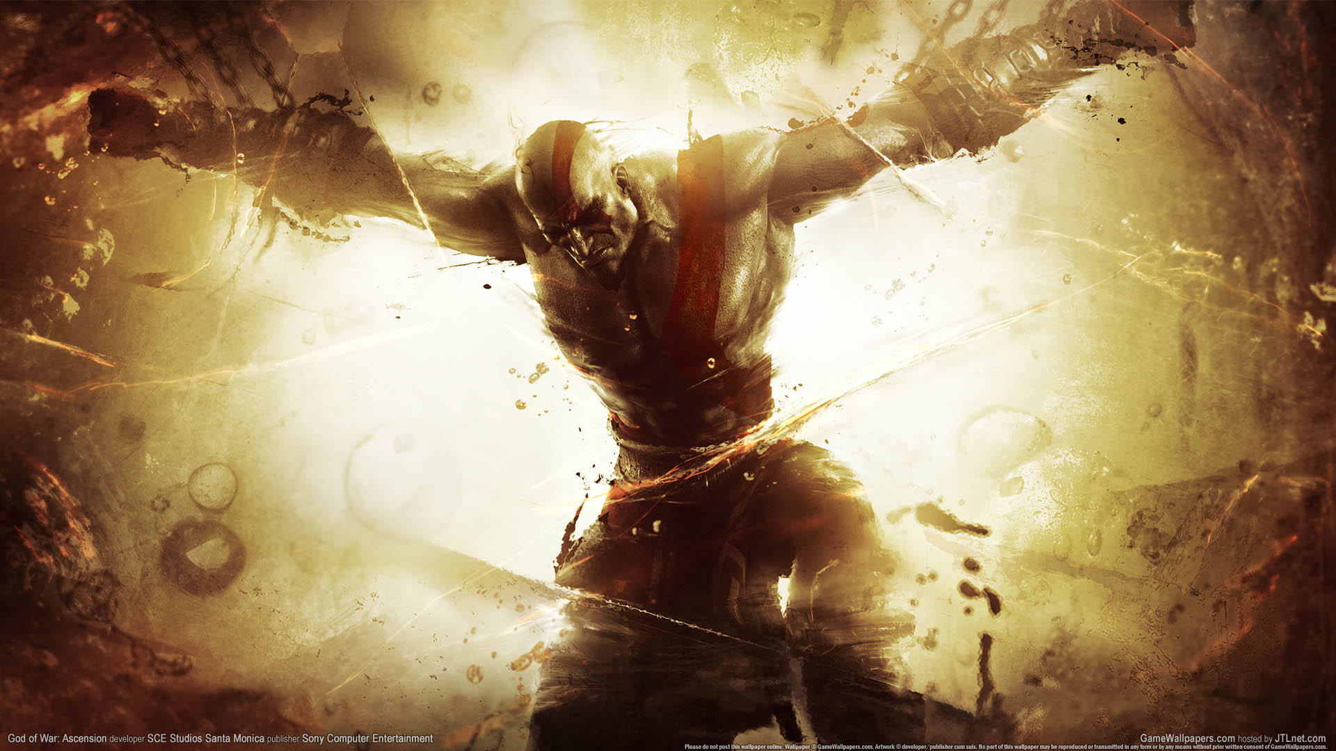 God of War: Ascension Hintergrundbild 01 1920x1080