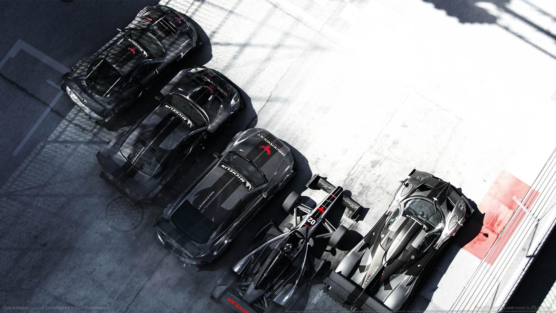 Grid Autosport fondo de escritorio 01 1920x1080