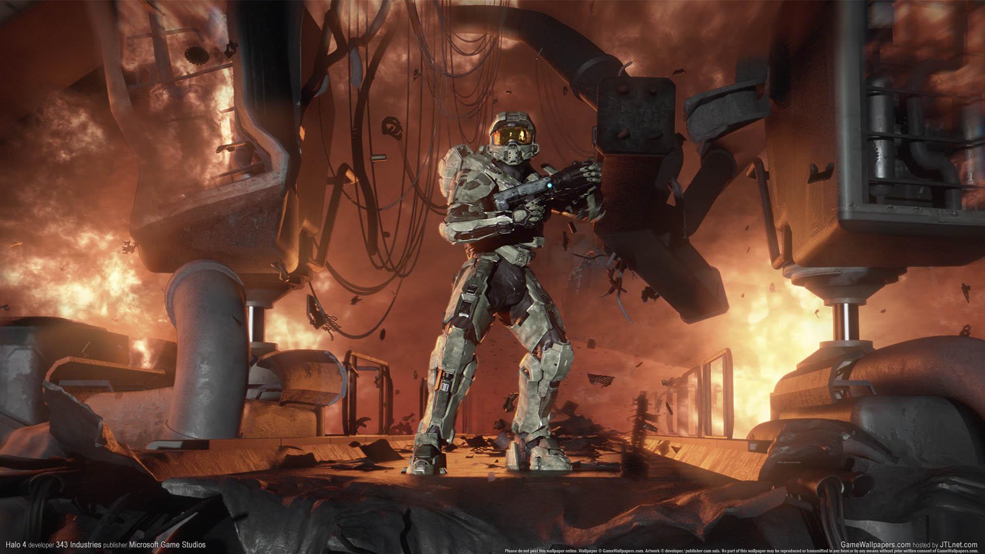 Halo 4 Hintergrundbild 01 1920x1080