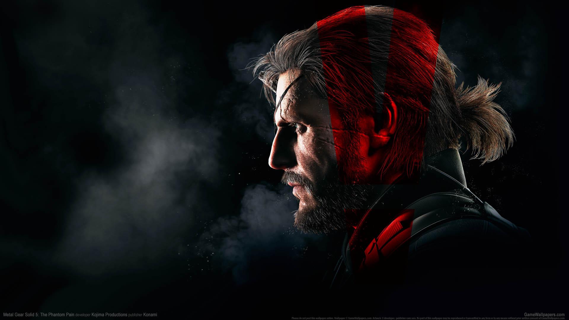 Metal Gear Solid 5 The Phantom Pain Wallpaper 01 1920x1080