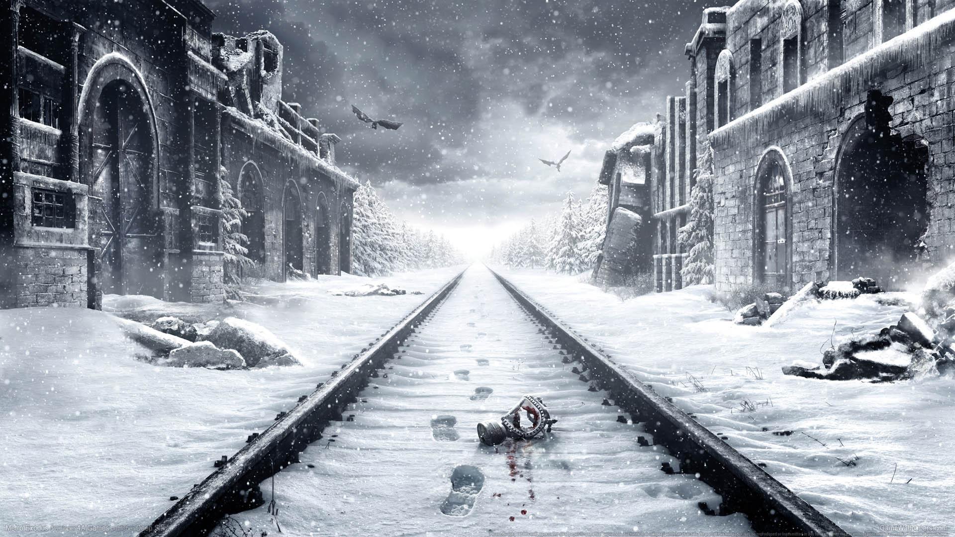 Metro Exodus fond d'écran 01 1920x1080