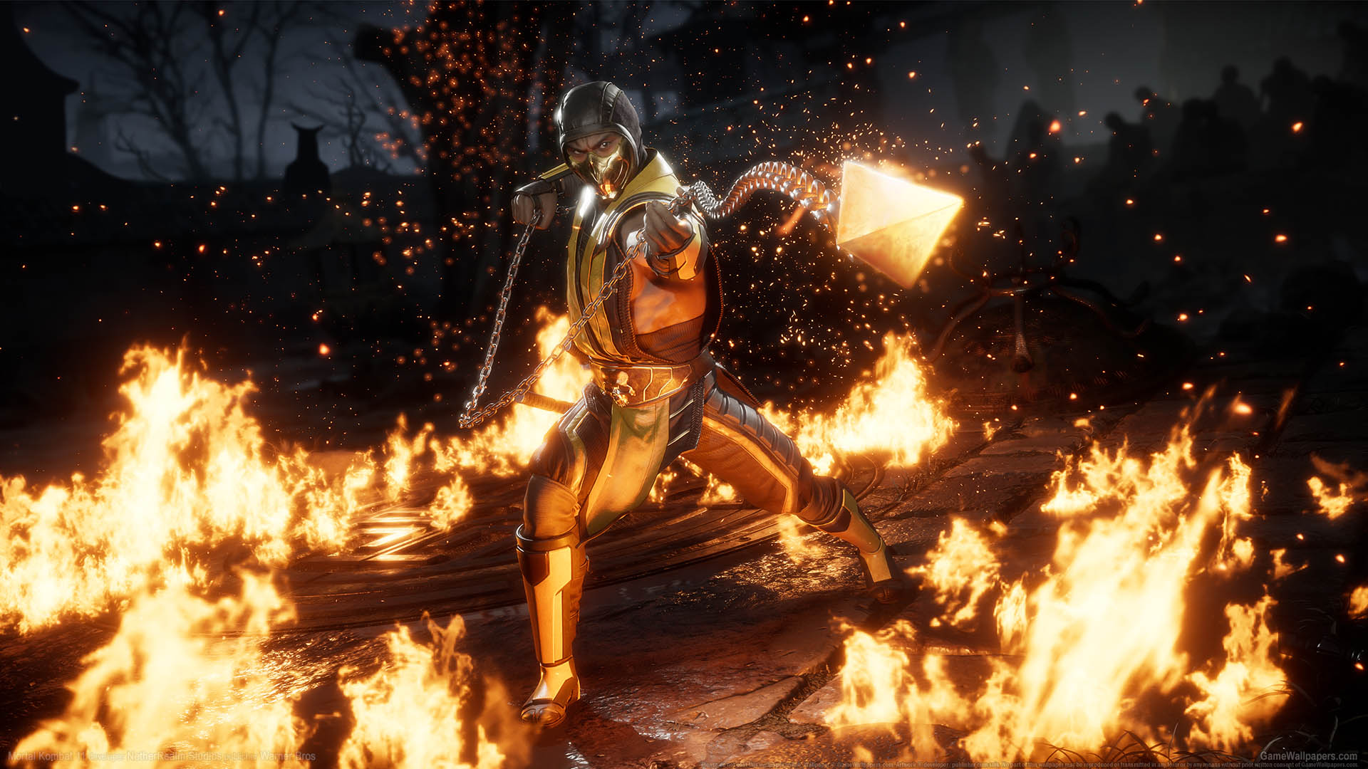 Mortal Kombat 11 wallpaper 01 1920x1080
