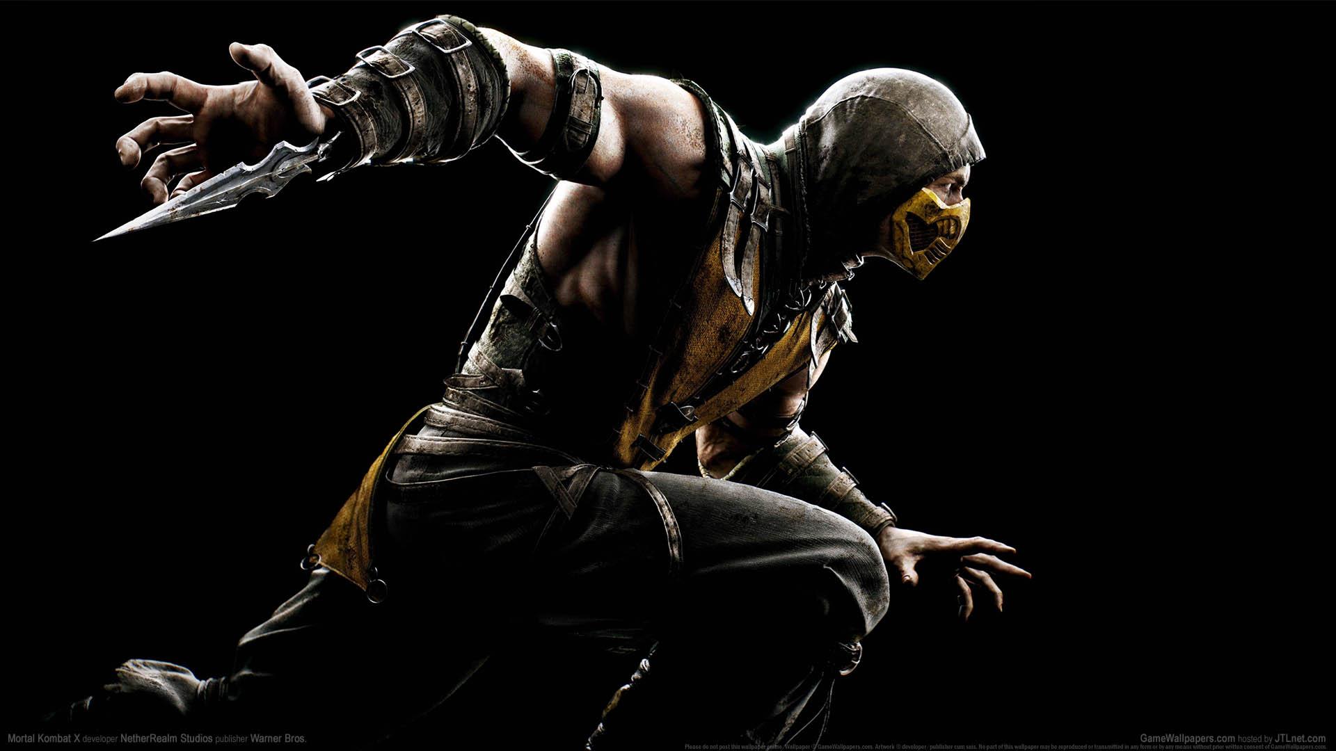 Mortal Kombat X Hintergrundbild 01 1920x1080