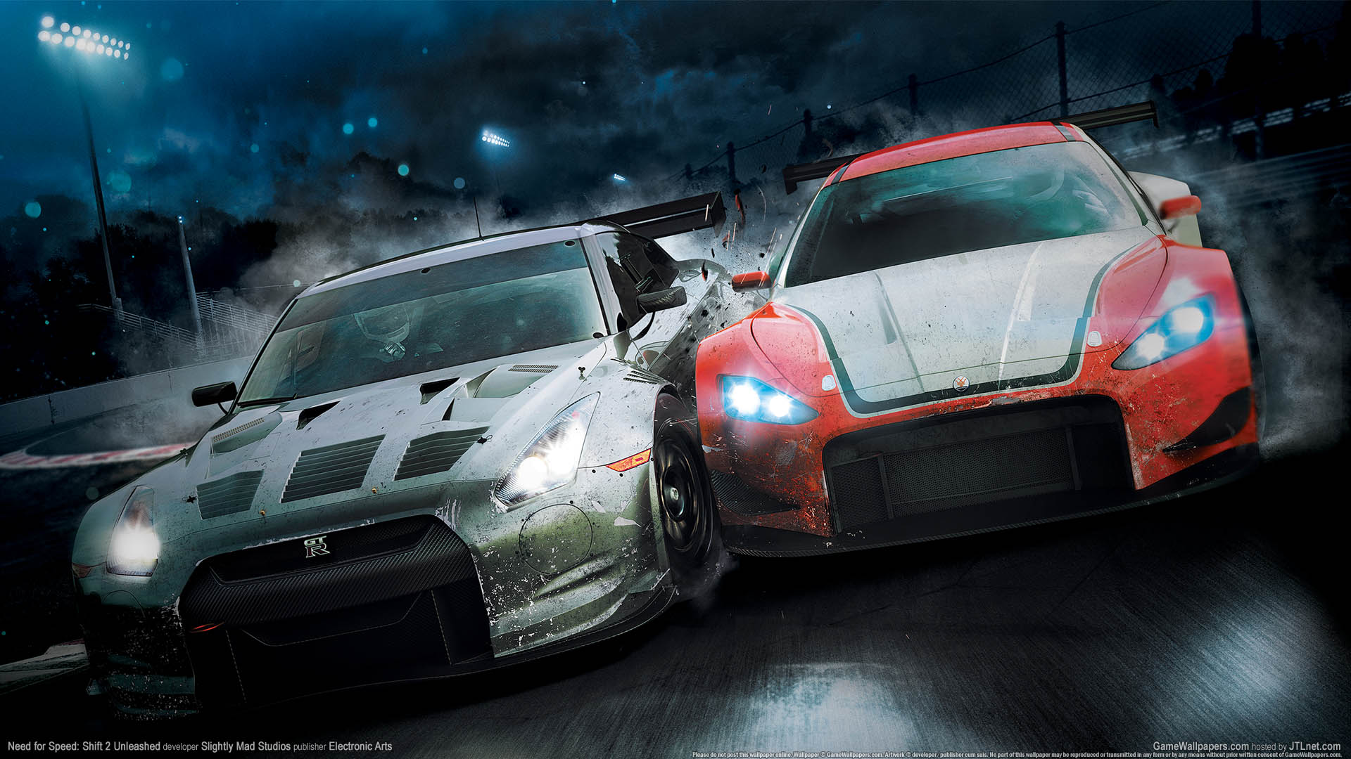 Need for Speed: Shift 2 Unleashed achtergrond 01 1920x1080