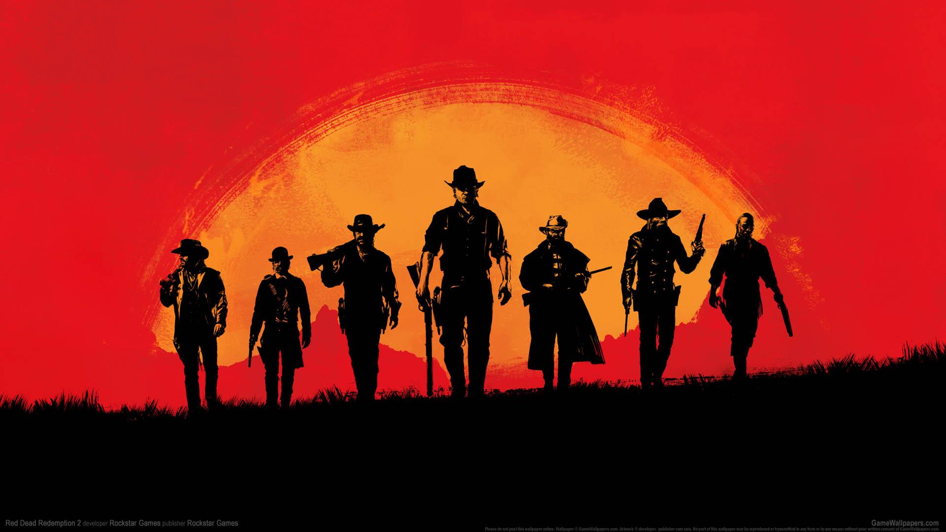 Red Dead Redemption 2 achtergrond 01 1920x1080