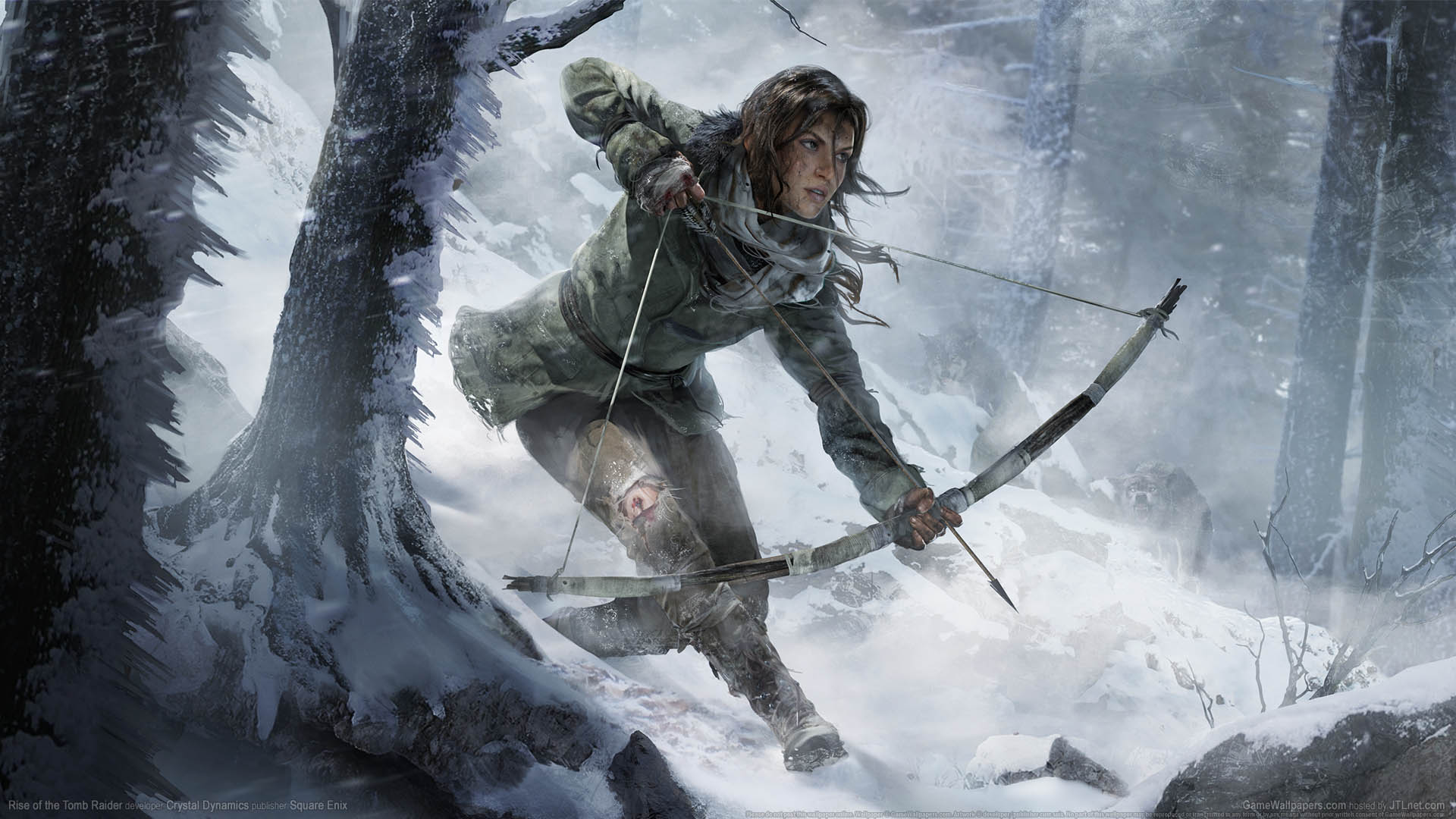 Rise of the Tomb Raider wallpaper 01 1920x1080